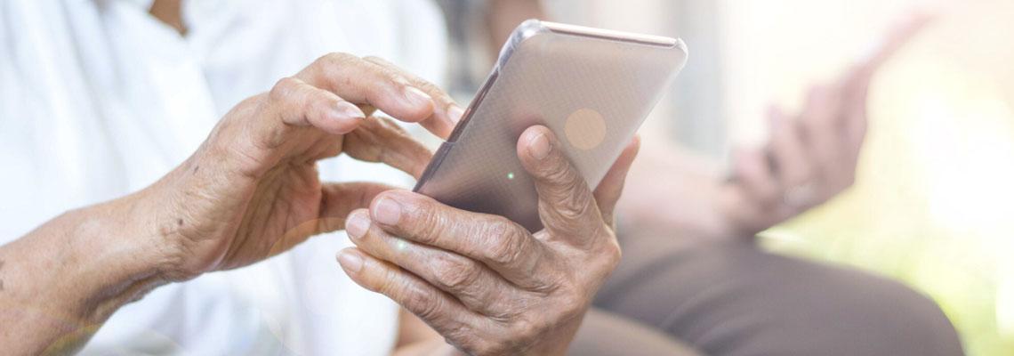 Les meilleurs smartphones pour séniors